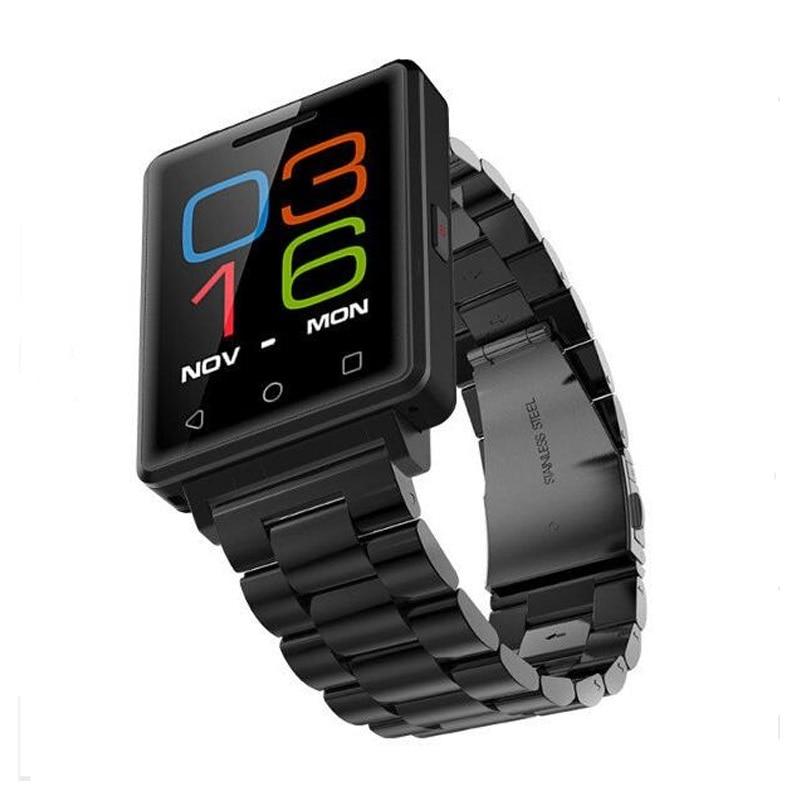 NO.1 G7 Smart Watch MTK2502 1.54 Inch Bluetooth 4.0 GSM Heart rate monitor Pedometer Sleep monitor Smartwatch for iOS Android brand smart watch no 1 smart watch d3