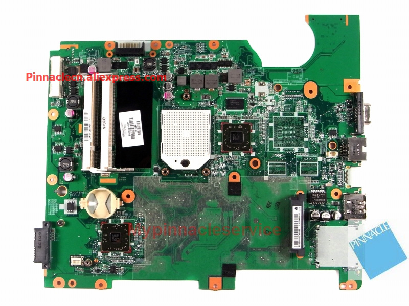585923 001 Motherboard for Compaq Presario CQ61 DA0OP8MB6D1