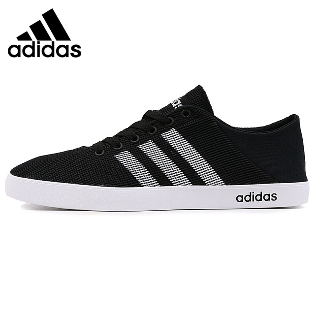 first rate 4019a 598c3 Official Original Adidas NEO Label EASY VULC Men s Skateboarding Shoes  Sneakers Breathable Leisure Hard Wearing Sports outdoor-in Skateboarding  from Sports ...