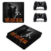 The Last Of Us PS4 Slim Skin Sticker Vinyl Cover