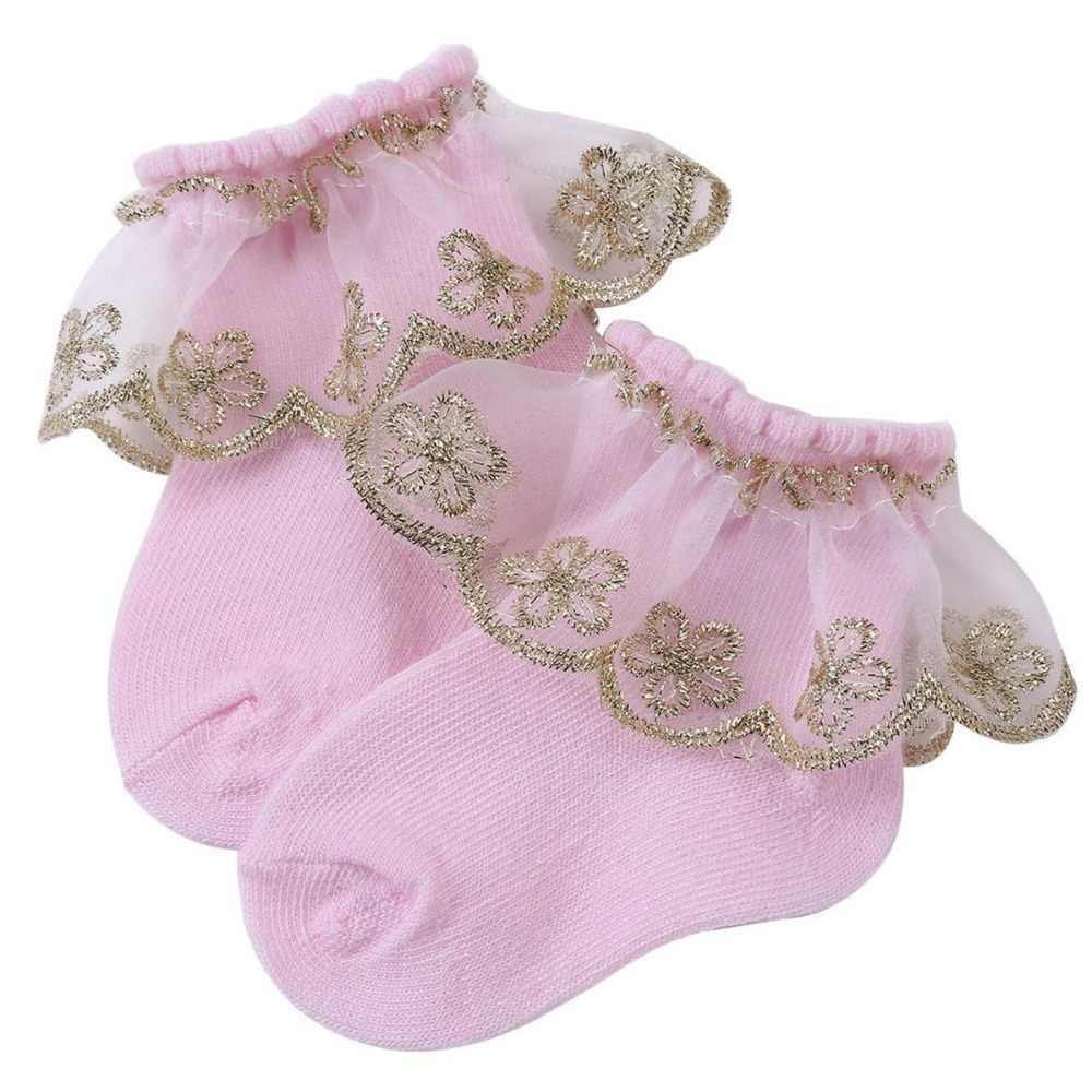 Лидер продаж, модные носки для маленьких девочек носки для младенцев носки-тапочки для новорожденных на весну и зиму Calcetines Bebe Носки с мягкой подошвой