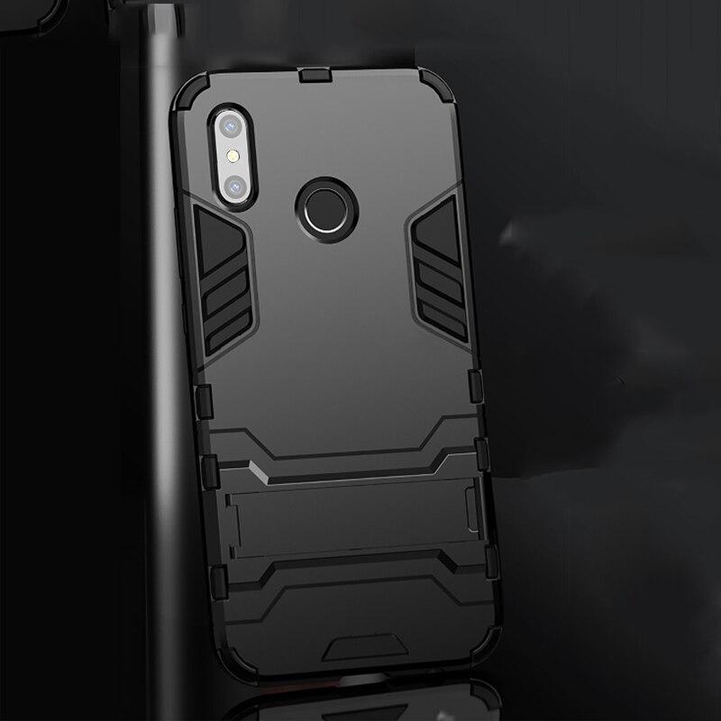 For Xiaomi Mi A2 Case Cover For Xiaomi Mi A2 lite Mi A 2 Back Cover Durable Hard PC+Flexible Silicon Rim Bumper Armor Phone Case