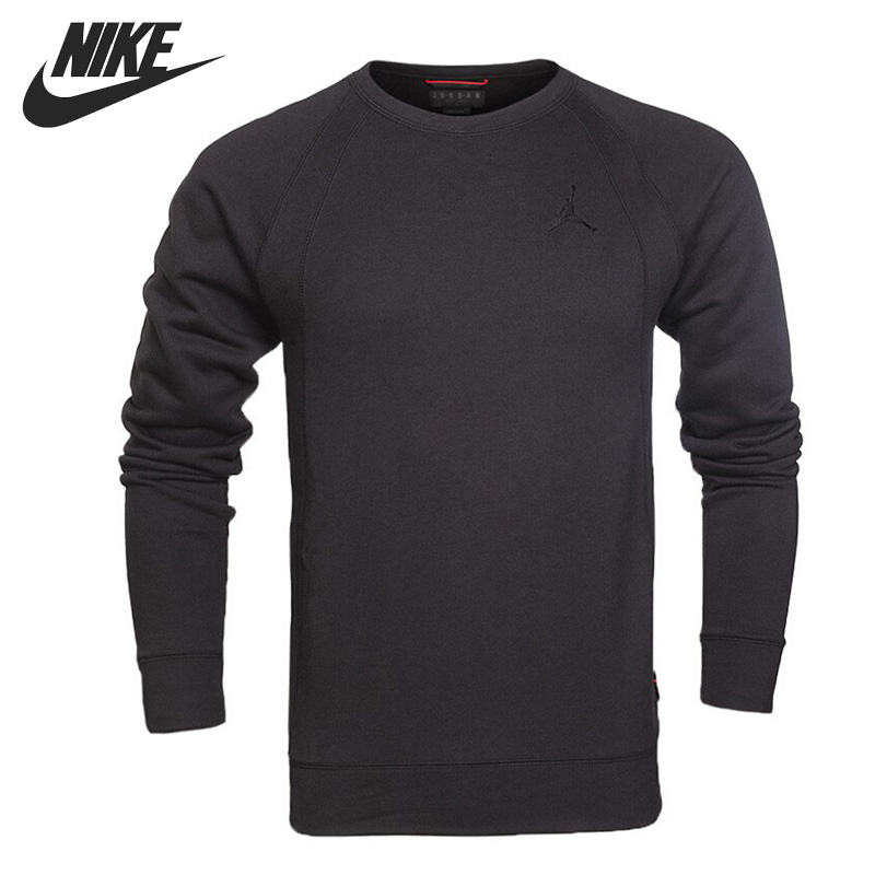 Original New Arrival NIKE AS JSW WINGS FLEECE CREW Men's Pullover Jerseys Sportswear