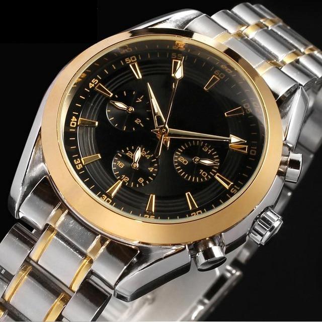 Man Mechanical Watch Automatic Self Wind Male Wristwatch 2017 Hot Fashion Style Brand Watches Free Shipping Stainless LZ328