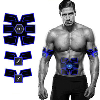 Smart massager Electric Muscle Stimulator ems myostimulator Charging Wireless Abdominal Stimulator Fitness Body healh care