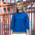 Veri Gude Women's Loose Cotton Long Sleeve Shirt Free Shipping