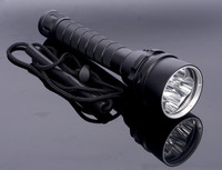 Super Bright 8000LM 5x T6 Mag Switch LED Waterproof Underwater Diving Dive LED Flashlight Torch for Diving, Camping