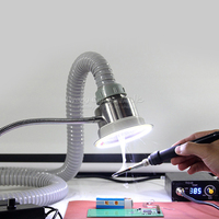 LY smoke exhauster instrument mobile phone maintenance fume extractor M10106