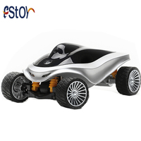 Spy Ghost RC Car WiFi Car Wireless Vehicle 4 Wheel Alloy Body Spy Car Iphone Android