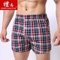 2016 hot sale 100% pants cotton male trunk pajama pants loose lounge pants beach pants ultra-thin