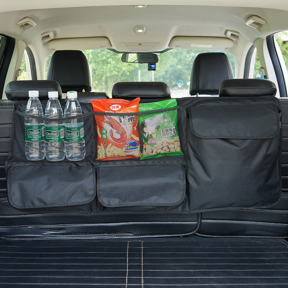 Car Trunks Storage Bag Large Container Bags Suv Auto Back