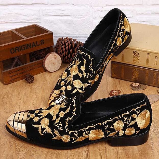 Mens Size  Dress Shoe Black