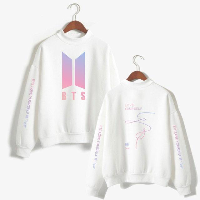 BTS Love Yourself Sweatshirt