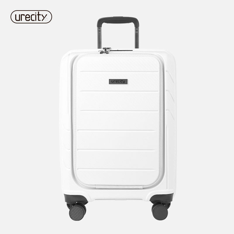 Travel luggage solid business computer suitcase TSA lock 4 colors spinner rolling carry ones brand high quality free shipping