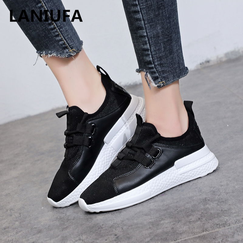new Spring flats girls sneakers girls Informal Snug Breathable Mesh Spherical Toe Lace Up outside strolling Footwear zapatos mujer #876 Aliexpress, Aliexpress.com, On-line buying, Automotive, Telephones & Equipment, Computer...