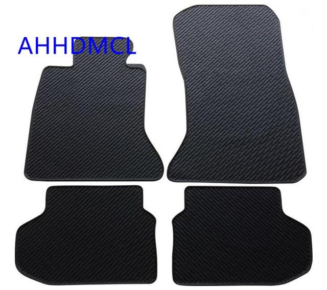 Ahhdmcl Car Rubber Floor Mat Non Slip Mats Feet Rugs For Bmw Series