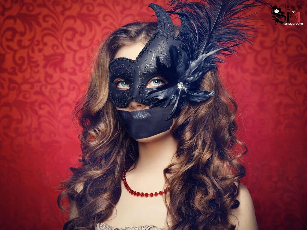 字母圈道具Mask:恋幽闭和性窒息