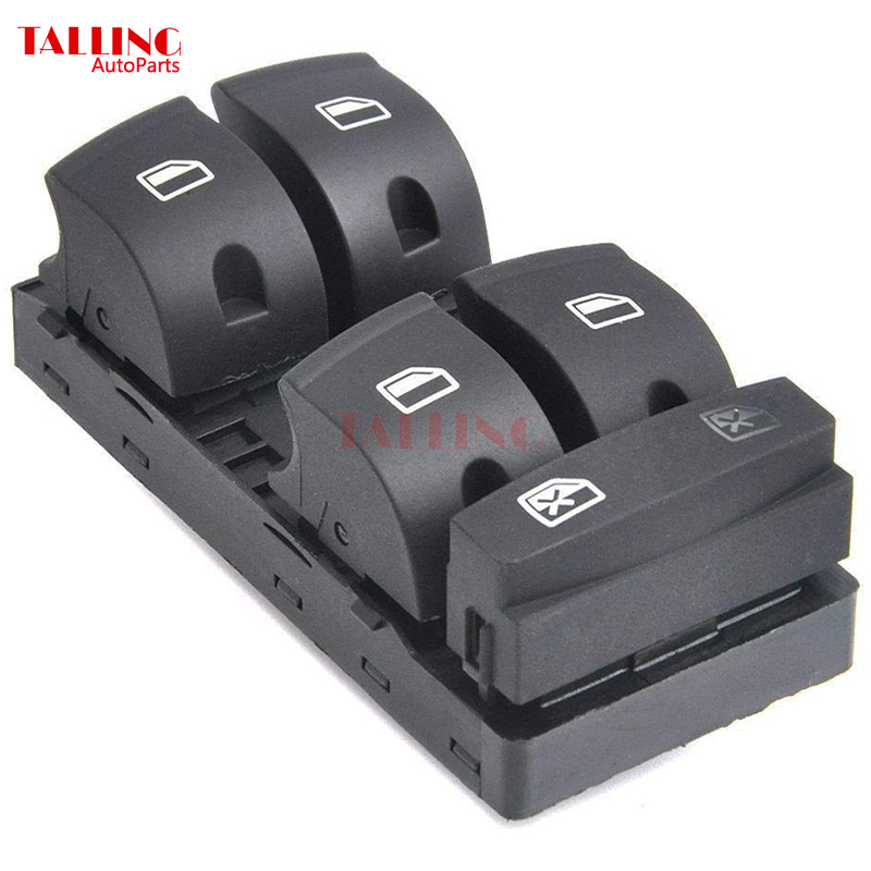 4F0959851 4F0959851F 4F0959851C Electric Control Power Window Master Switch For AUDI A3 A6 S6 Q7 2005-2011