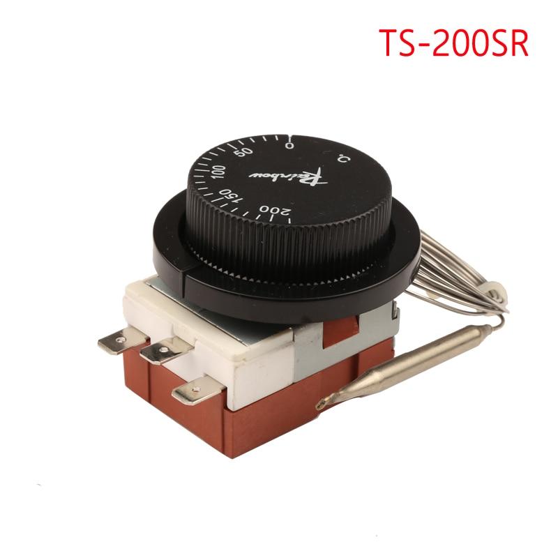 Ts 200sr Korea Rainbow Capillary Thermostat 0 200 Celsius