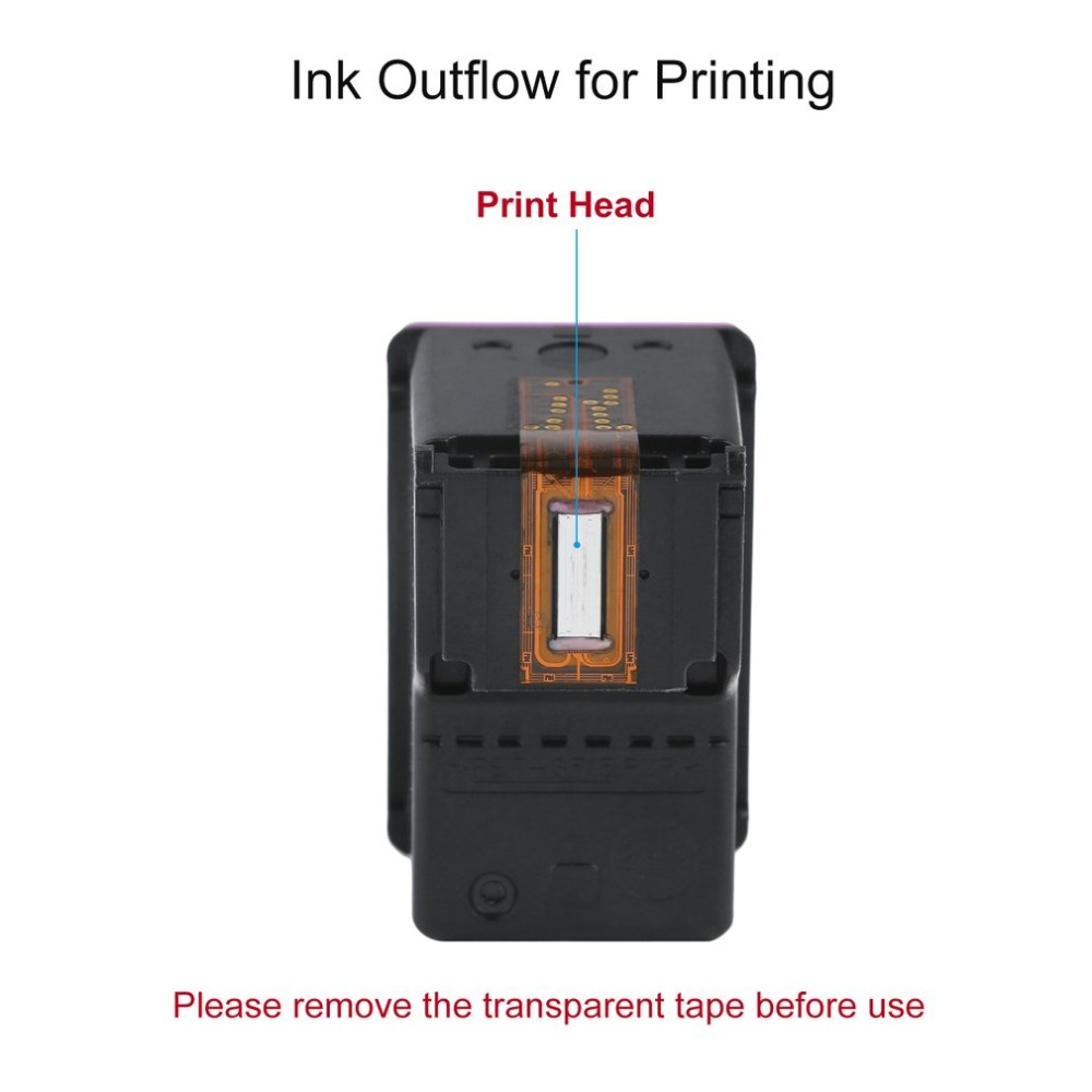 For hp 63 xl 63xl ink cartridge use for hp officejet 3830 4650 4655 for hp 63 xl 63xl ink cartridge use for hp officejet 3830 4650 4655 deskjet 2130 2135 1110 3635 3632 envy 4522 printer non oem in ink cartridges from fandeluxe Images