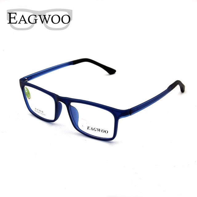 01e3db720e Nano Plastic Eye Glasses Full Rim Optical Frame Prescription Spectacle Men  Light Comfortable New Arrival Eyeglasses97007