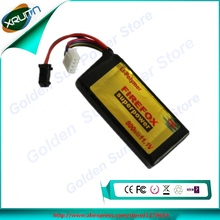 1 шт. оригинальная FireFox 11,1 В 800 мАч 12C Li Po для страйкбола батарея L F4R08