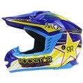 Moto Cross Casco 9 Color disponible Dirt bike moto casco profesional casco de la motocicleta accesorios de protección