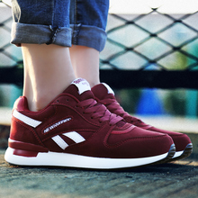 hot deal buy women's shoes breathable casual shoes casual fashion casual autumn new red flat shoes