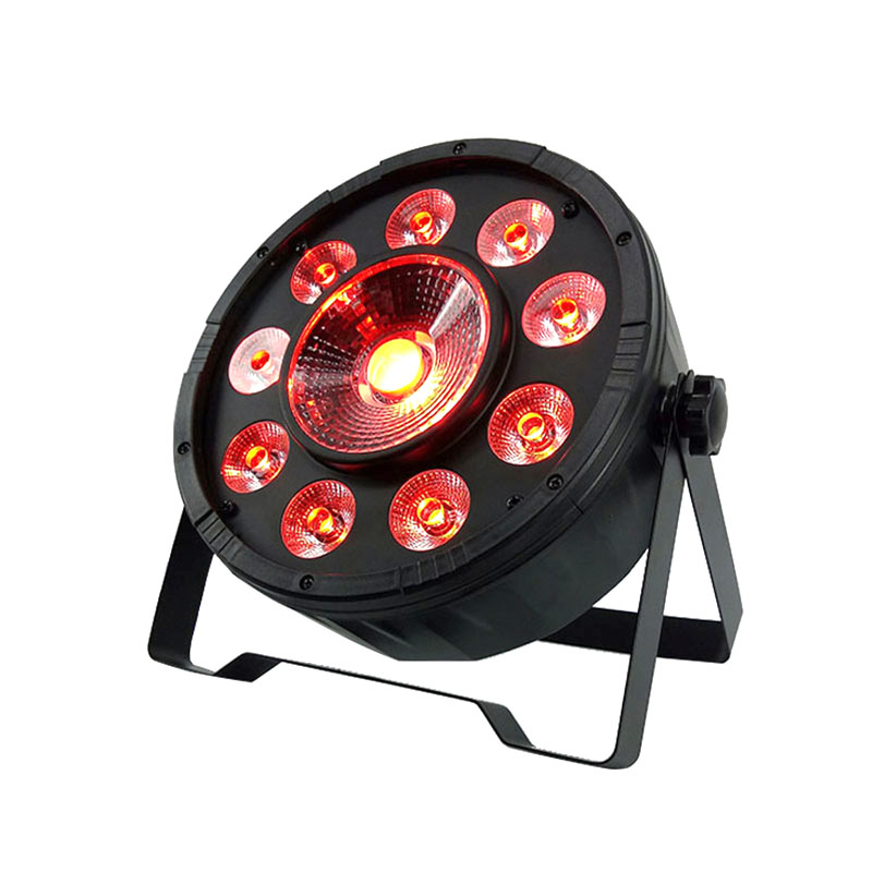 Fast Shipping LED Fat Par 9X10W+1X30W Led Light RGB 3IN1 LED Light Stage DJ Light DMX Led Par Par Party Lights садово парковый светильник elektrostandard libra f 2 венге 4690389064753