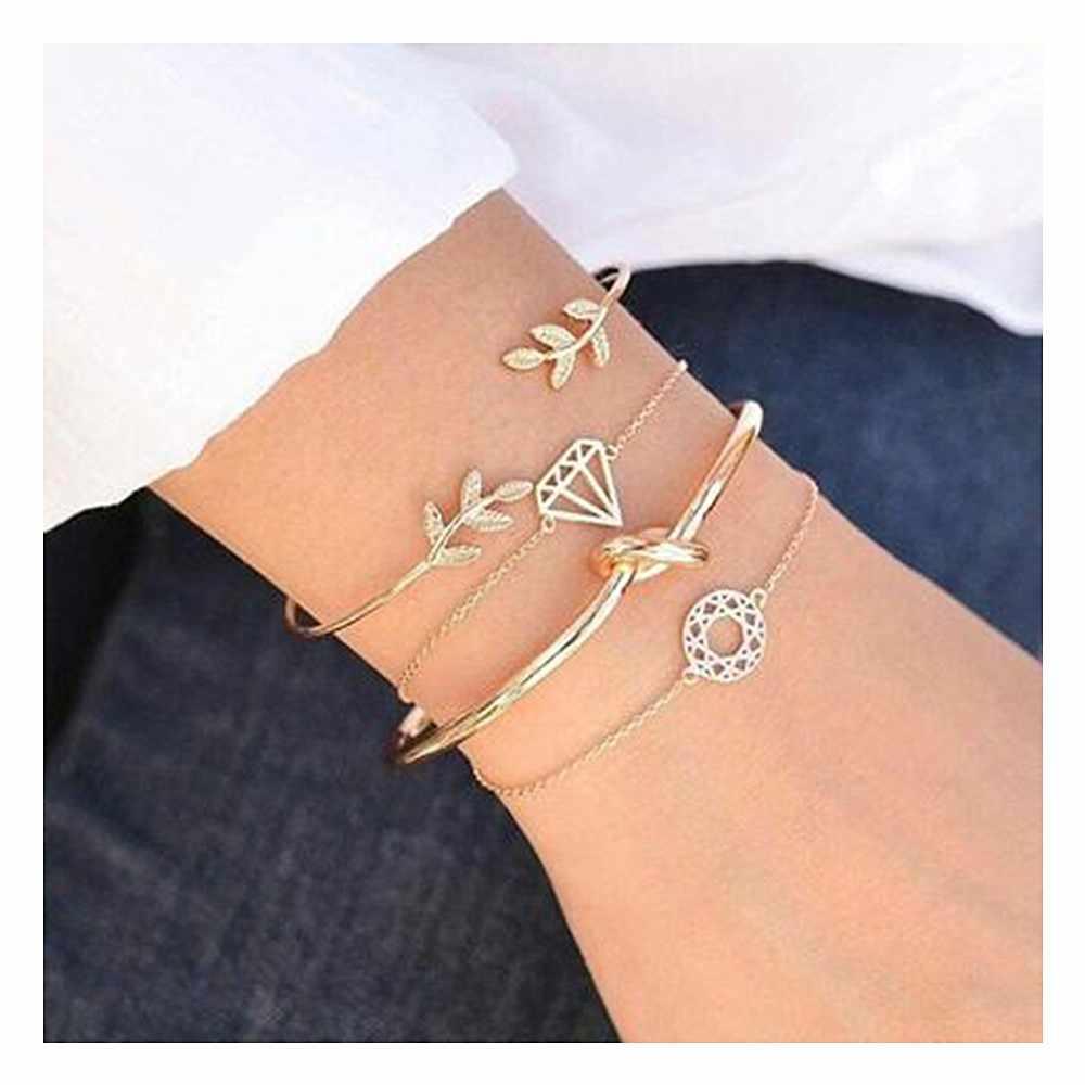 abstract bracelet gift for her asymmetric bracelet Black bracelet boho chic jewelry abstract jewelry statement bracelet