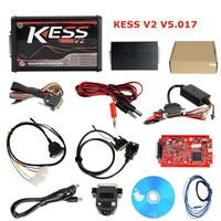 Kess V2 OBD2 ECU Chip Tuning Tool Ktag V2.23 Newest Version BDM100 Programmer and Bdm Frame With Adapter