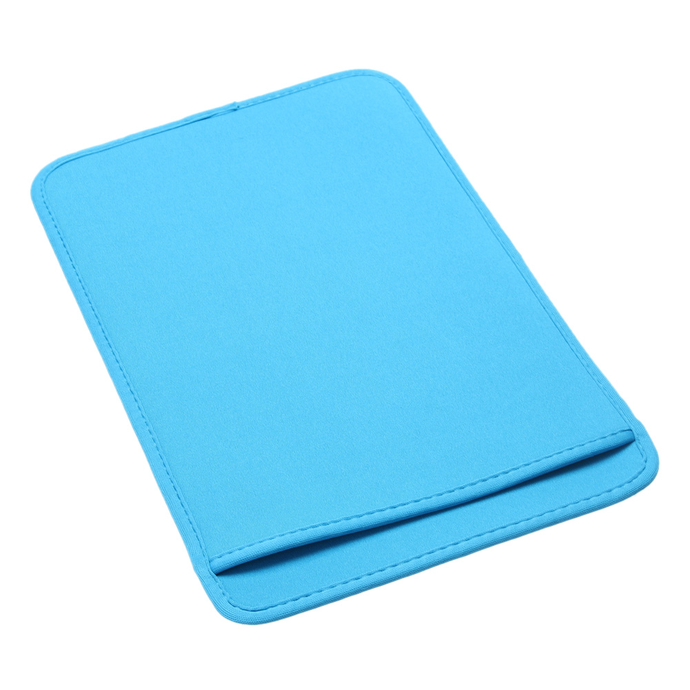 Blue Cotton Soft Tablets Sleeve Case Pouch Cover For 12'' Digital E-writer LCD Notepad Writing Tablet 295*200*5mm soft neoprene protective pouch case for ipad 9 7 tablets black