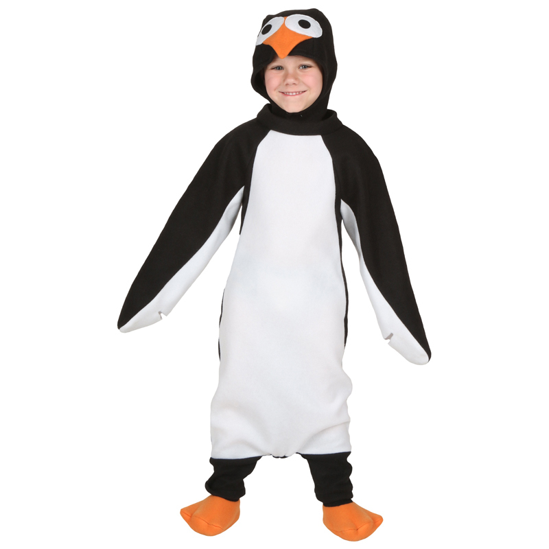 Toddler Happy Penguin Costume Baby Animal Cosplay Party