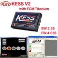 Newest V2.30 KESS V2 OBD2 Manager Tuning Kit No Token Limited Master Version V4.036 KESS 2 Best Car ECU Programmer DHL Free