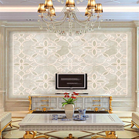 Beibehang 3d WallpaperAmerican Village Marble Pattern 3d Carved Stereo TV Backdrop Wall Health And Environmental Protection