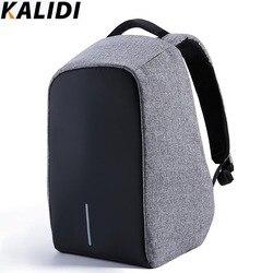 Kalidi anti theft 15 6 inch laptop backpack men women external usb charge notebook backpack schoolbag.jpg 250x250