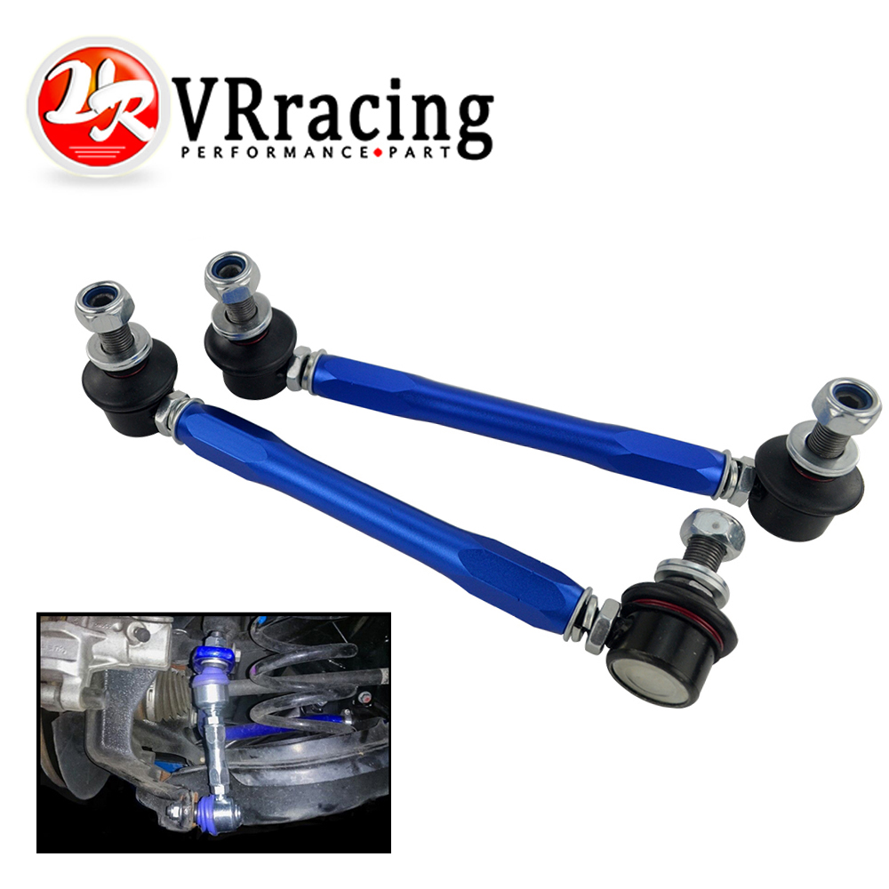 VR 254mm 305mm Ball Joint Adjustable Sway Bar End Link Kit For Ford Australia Mondeo Toyota Corolla Nissan Volvo VR SEL27