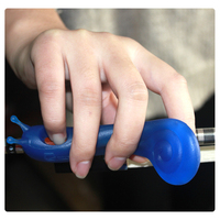 MoonEmbassy Violin Bow Grip Partners Hold Accessories Teaching Aid For Beginner