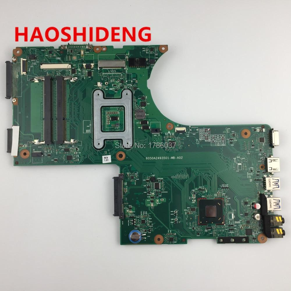 V000288290 6050A2493501-MB-A02 համար Toshiba qosmio x870 X875 - Համակարգչային բաղադրիչներ - Լուսանկար 3