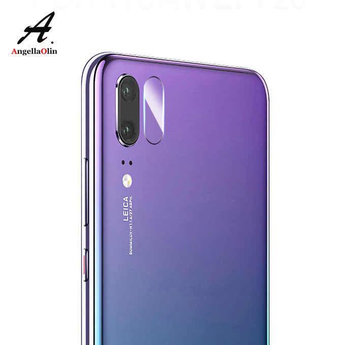 For Huawei P20 Pro lite P9 Plus For Honor 8 7x 9 lite 9i V20 8x max Back Camera Lens screen protector tempered glass film case