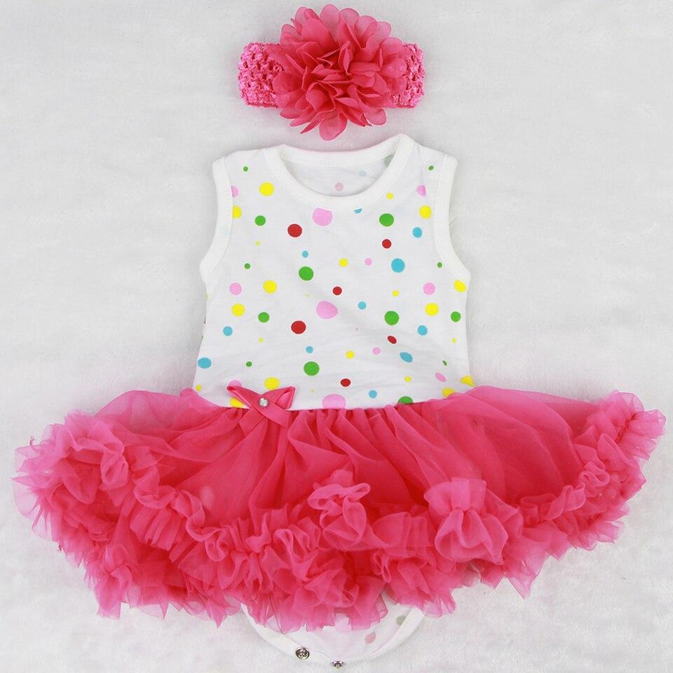 Handmade Summer Baby Dolls Dress For 22 23 inch Reborn ...