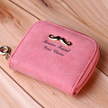 Mini Womens Wallets And Purses Pu Leather Women Cute Wallet Small Red Purse Carteira Feminina Billeteras Carteras Mujer qb-008