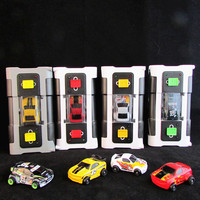 New Hot NitroSpeeder mini remote control car racing drift mosquito Limited Time pocke car Christmas KIDS cute Wheels
