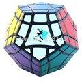 Jupiter urano MF8 bermudas Megaminx negro cubo mágico Speed Puzzle cubo