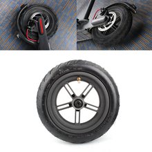 Rear Wheel Hub Solid Tyre Tire for Xiaomi M365 Metal Rubber Electric Scooter Skateboard