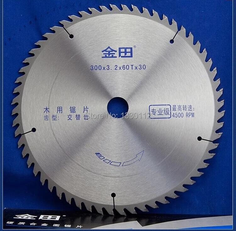 цена на 1 pcs diameter 12 or 300*60T durable TCT woodworking saw blade cutting solid wood bar rod