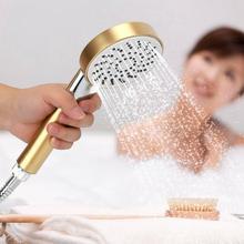 3Pcs/set Handheld Shower Head Adjustable high pressure shower head Bathroom Water-Saving Sprayer hand douchekop