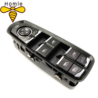 Homie free Shipping! NEW Front Door Window Switch For Porsche Panamera Cayenne Macan 7PP959858MDML
