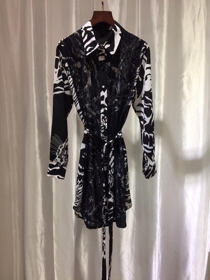 Design Supérieure 2019 Célèbre De Printemps Hfa0257 Mode Style Robe Qualité Partie Luxe Européenne Nouvelle Femmes Zq55RB7w