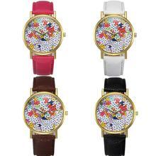 NEW luxury Fashion women's wear retro design belt imitation alloy quartz wrist watch JUL19 P30 Drop Shipping